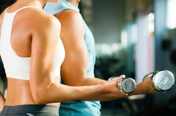 Mythe no 5: Les haltères musclent trop les femmes et les masculinisent