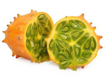 4. Melon à cornes