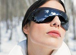 Hiver et santé des yeux