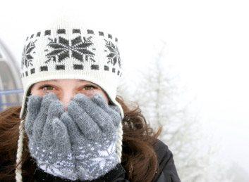 Coupable: Le temps sec de l'hiver