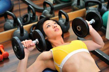 5. Les poids améliorent la routine