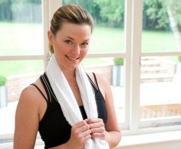 9. Des séances d'exercice deux fois par jour