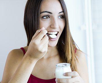 Délectez-vous de produits laitiers
