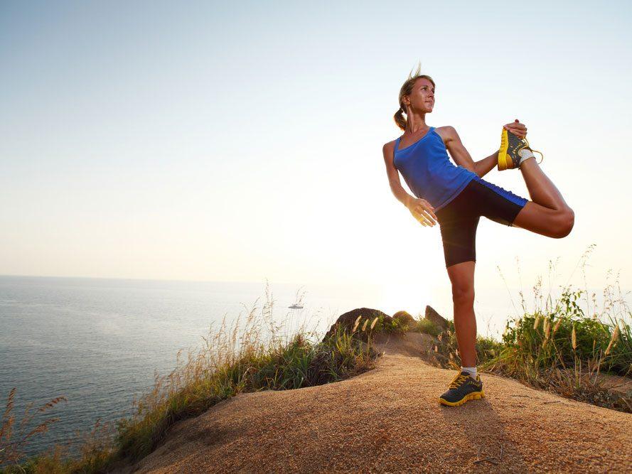 Le yoga pour prévenir les blessures