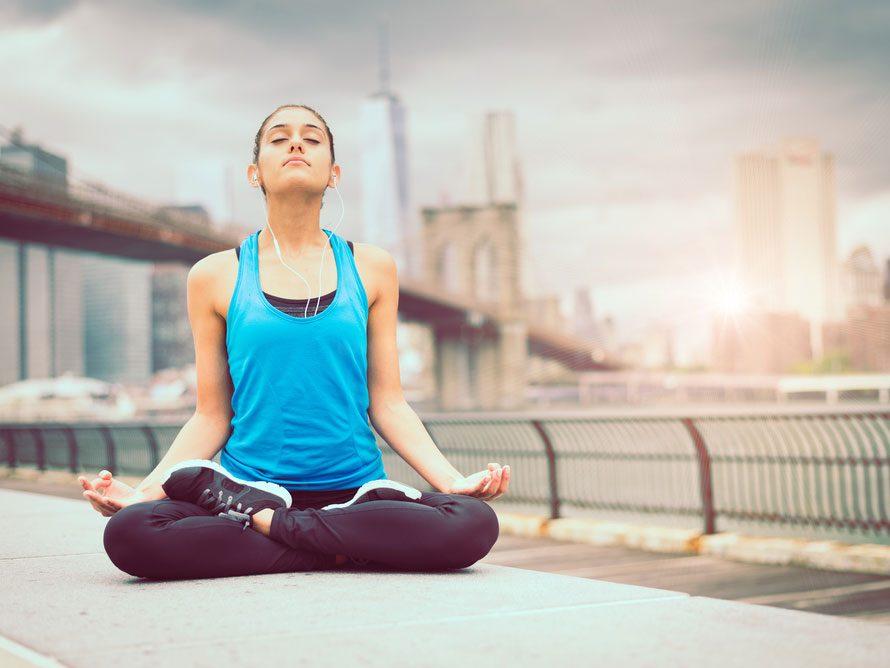 Le yoga pour le mental
