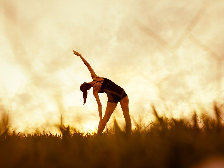 Le yoga pour l'endurance
