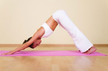 5. Le yoga aide à combattre le stress