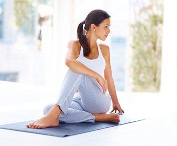 Le pouvoir énergisant du yoga