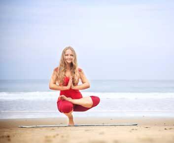 Le yoga est relaxant, mais peut-il soulager l'anxiété?