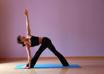 3. Iyengar yoga