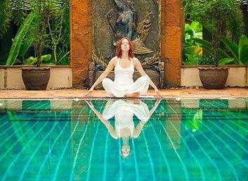 Yoga, arts martiaux et cardio
