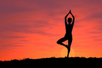 1. Bikram yoga