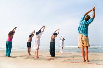 Flexibilité: Yoga