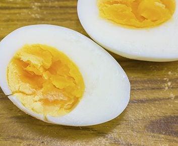 Les œufs bio