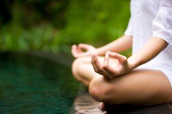6. Offrez-vous un moment de méditation