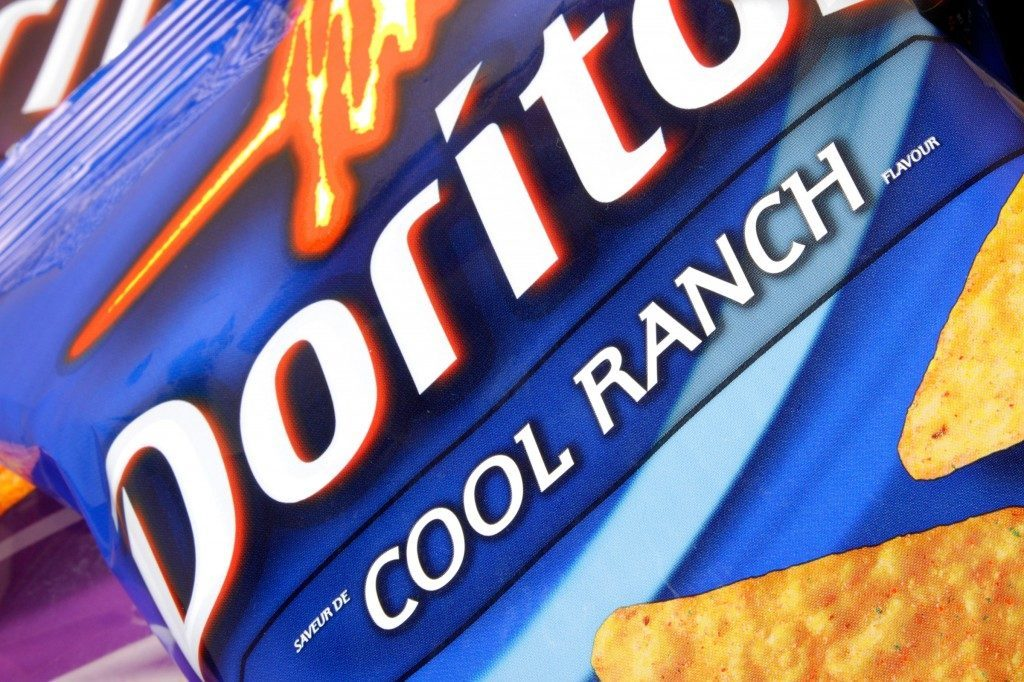 Un reste de Doritos? Ne le jetez surtout pas!