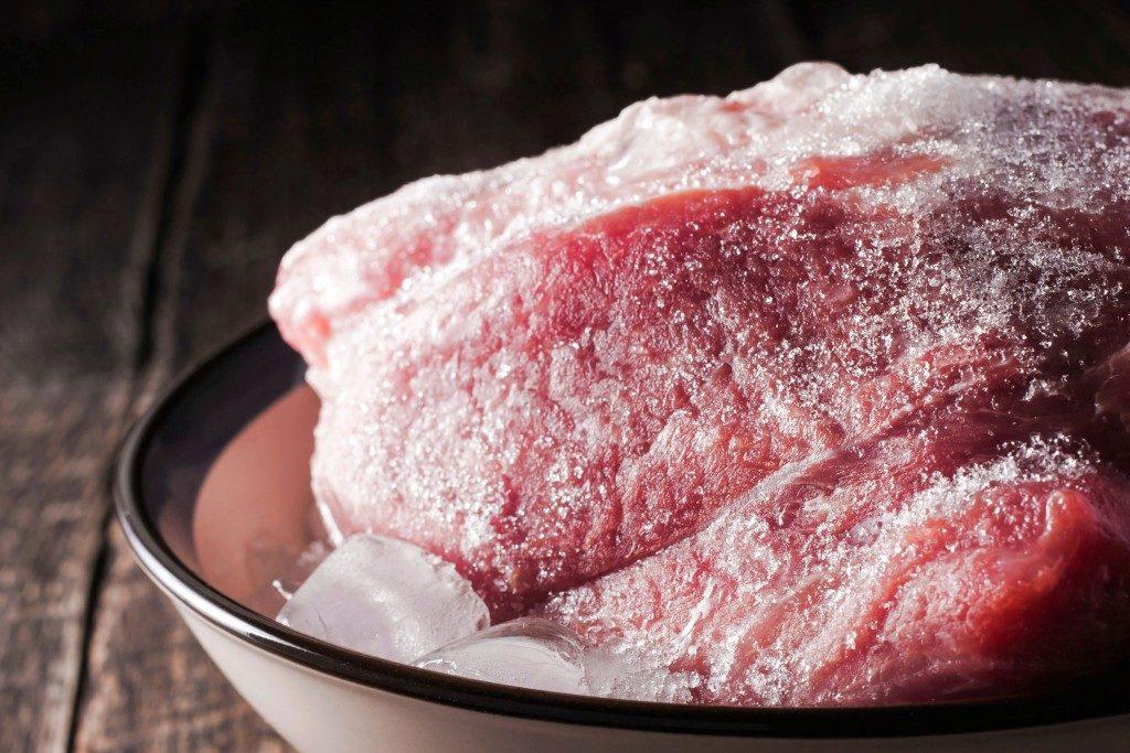 cuisine-trucs-décongeler la viande