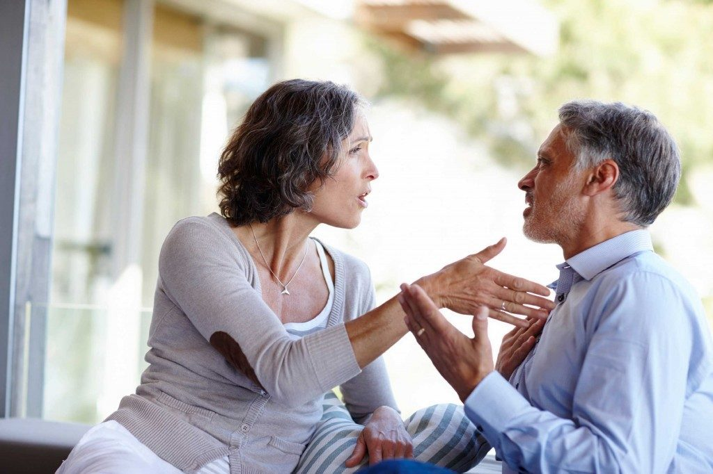 Mariage-divorce-manque de respect