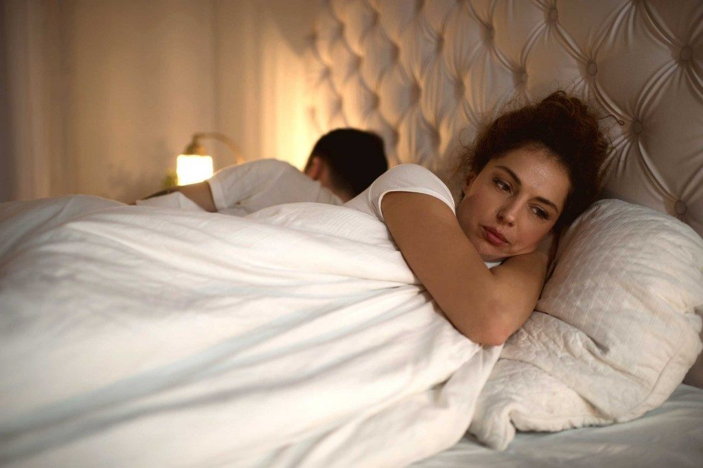 Mariage-divorce-intimité-relation sexuelle