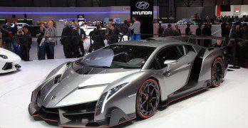 10 voitures les plus chères au Canada