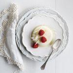La meilleure recette de panna cotta au chocolat blanc