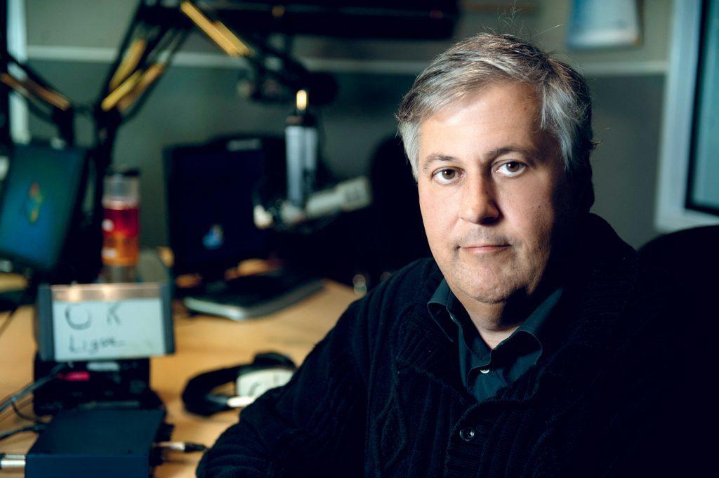 Paul Arcand, la personnalité en qui les Québécois ont le plus confiance.