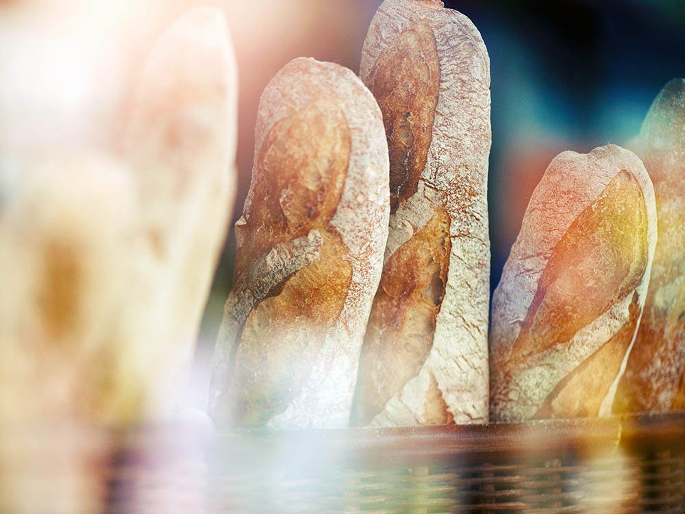 Évitez d'acheter des aliments de boulangerie sans gluten si vous n'êtes pas intolérant.