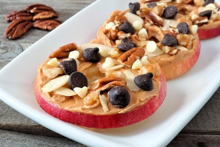 Pour augmenter votre métabolisme, prenez des collations et mangez aux 3 heures.
