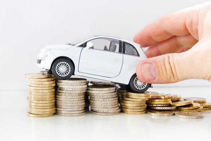 Inconvénient #7de l'auto à moteur diesel: Assurances plus élevées