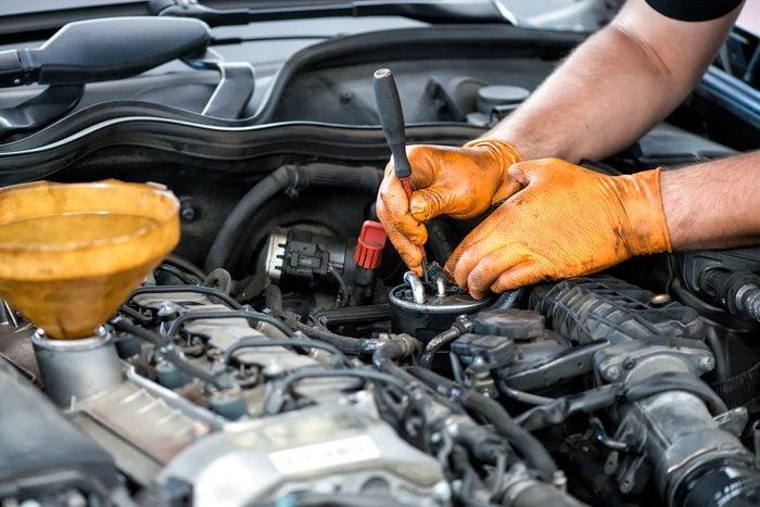 Inconvénient #2de la voiture diesel: Coût de l'entretien