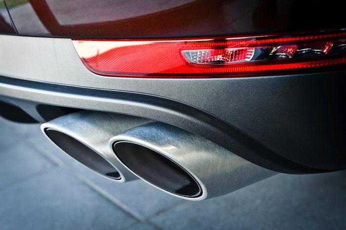 Inconvénient #6de l'automobile diesel: Odeurs