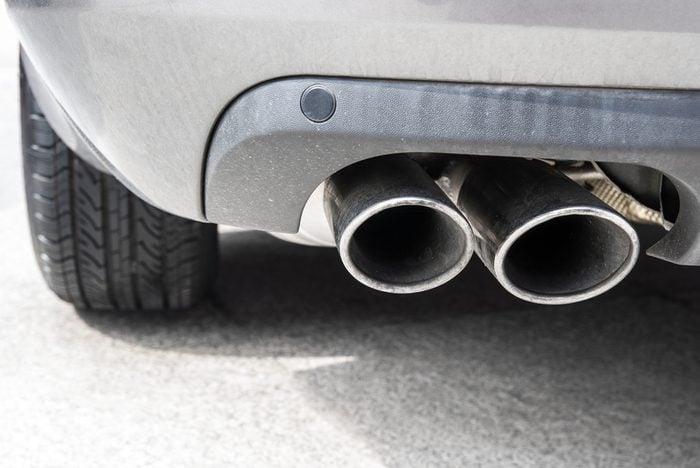 Avantage #6de la voiture diesel: Moins d'hydrocarbures imbrûlés