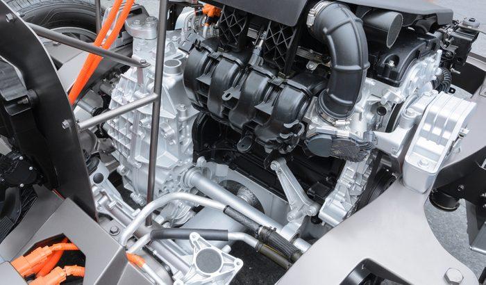 Avantage #4 : le moteur de la voiture électrique
