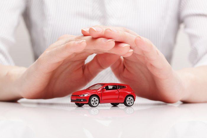 Vous profitez de la garantie du fabricant avec une voiture louée