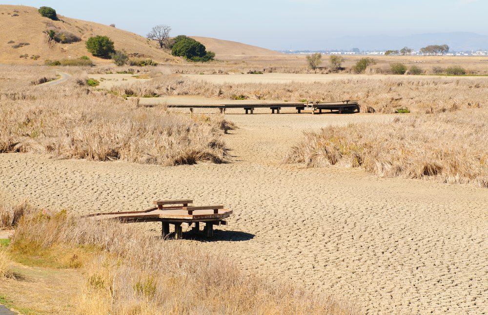Des risques et conséquences des sécheresses en Californie.