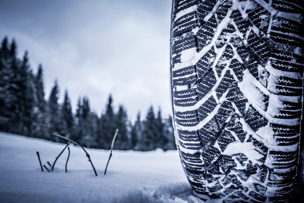 Conseils pour acheter vos pneus d'hiver