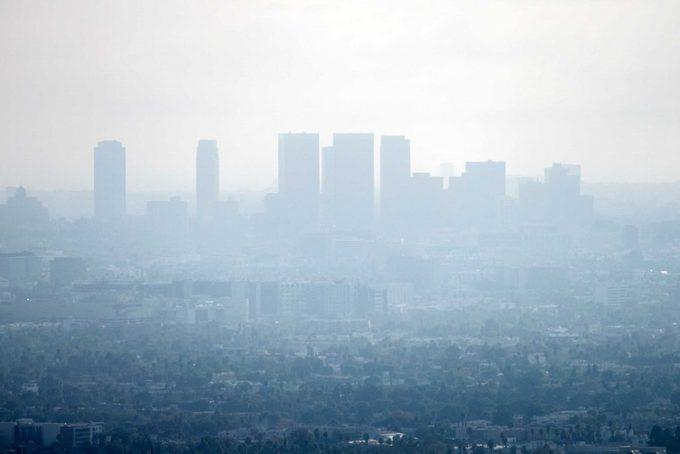 Le smog accroît le risque de faire une crise cardiaque.