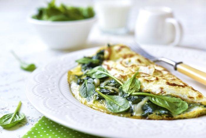 Augmenter son métabolisme en mangeant des protéines au déjeuner.
