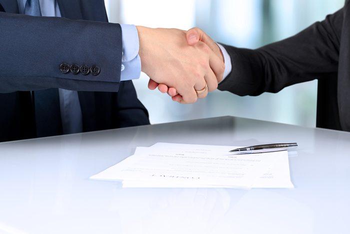 Vous ne pouvez annuler votre contrat de location, un inconvénient dont il faut tenir compte.