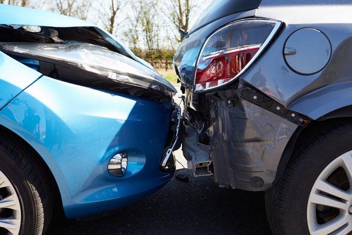 Après un accident, le montant de la location ne change pas.