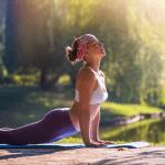 6 postures de yoga pour mieux dormir