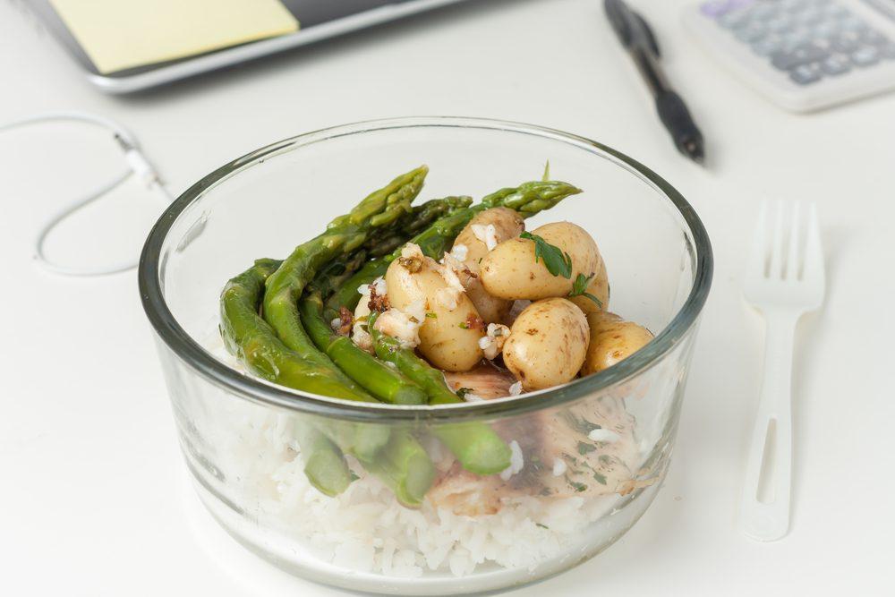 Pour le lunch, apportez les restes du souper.