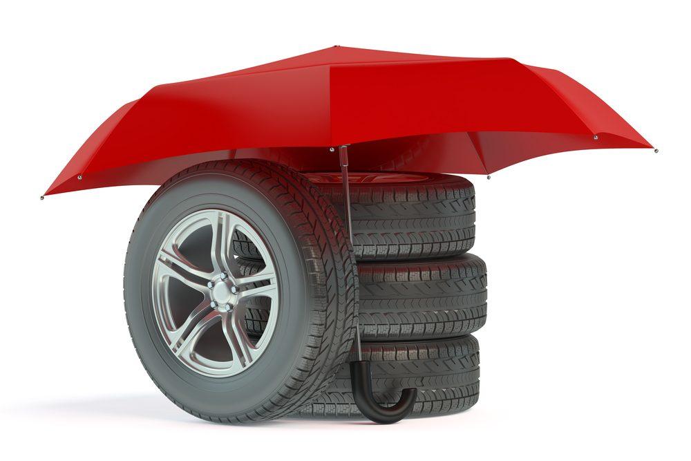 Évitez les garanties prolongées pour vos pneus