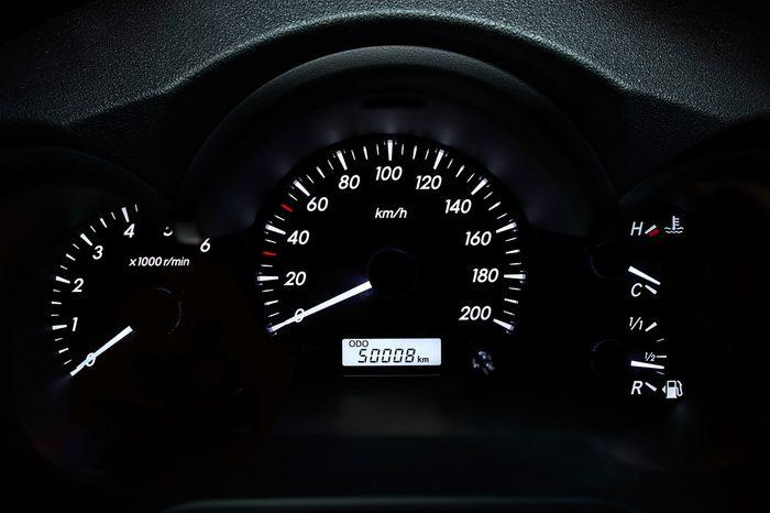 Une voiture louée vous limite par rapport au kilométrage