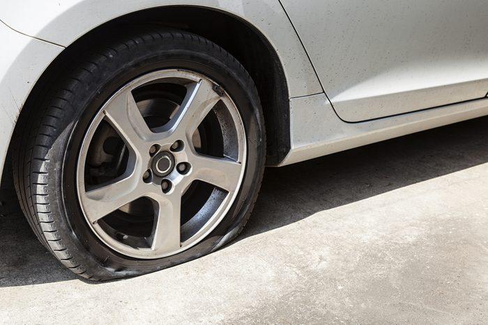 Certaines réparations doivent être assumées lorsque vous louez une voiture.