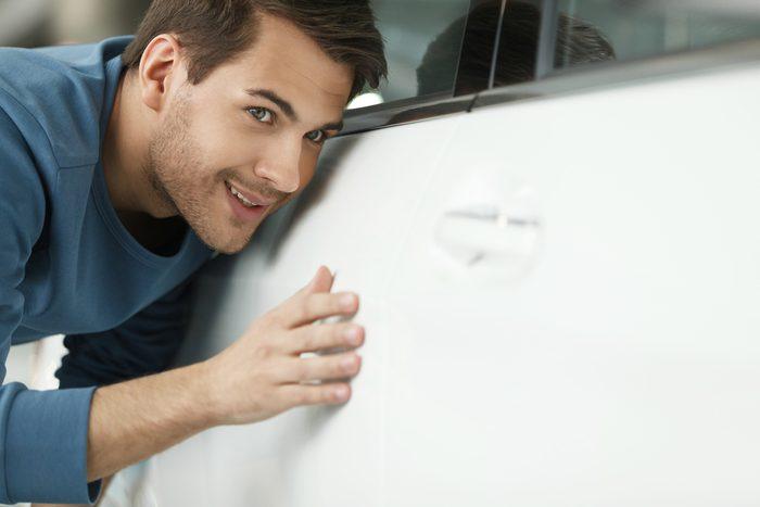 Inconvénient #7 : Vous devez rendre l'auto de location dans un excellent état.