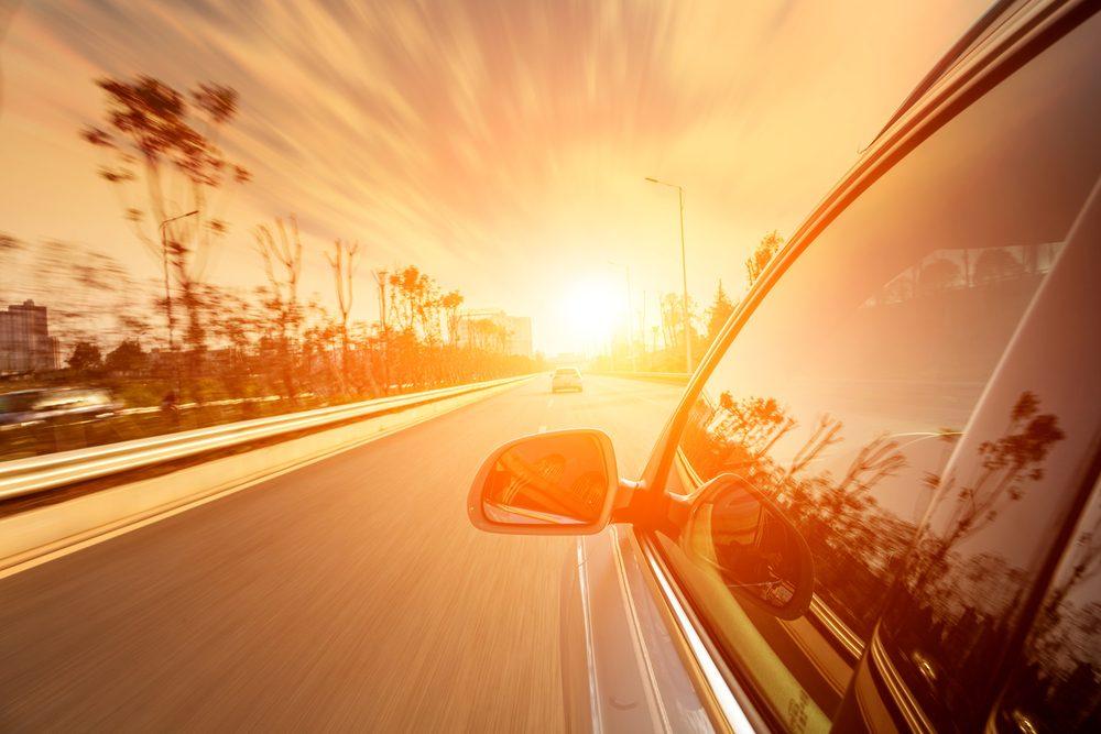 Le pneu toute saisons s'use plus rapidement selon le type de route et de conduite.