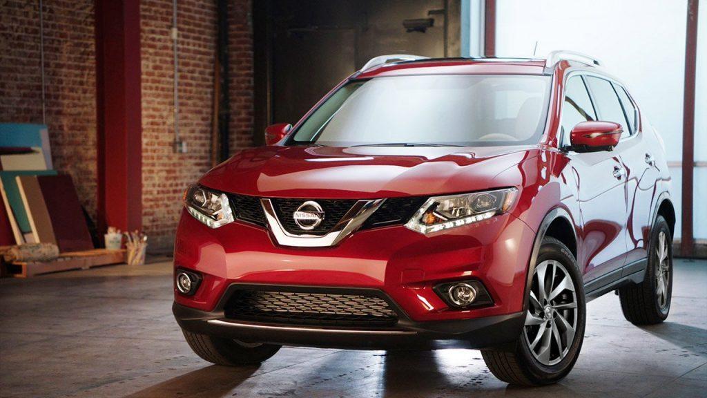 Le Rogue de Nissan est aussi un bon choix si vous cherchez une bonne voiture familiale économique.