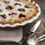 La meilleure recette de tarte aux pommes et canneberges