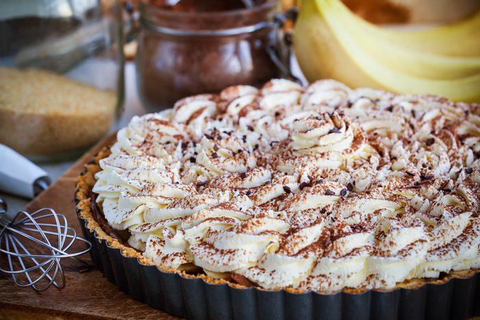 La meilleure recette de tarte à la crème au chocolat